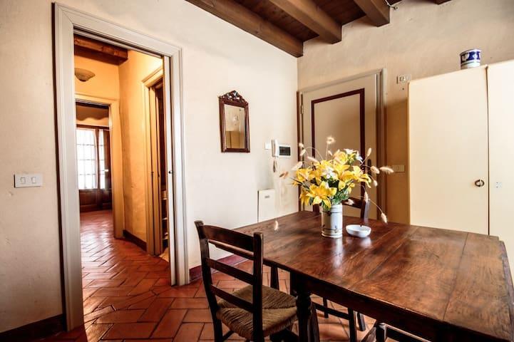 Agriturismo in Franciacorta - Cipresso - Bornato - Apartament