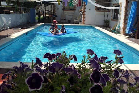 Guest friendly 2 room apartment  - Ben Shemen - Pis
