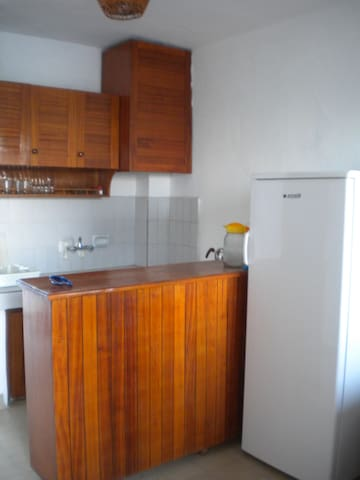 Studio Flat for Rent - Bodrum - Apartemen
