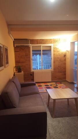 Single Room Overlooking Park - Esplugues de Llobregat