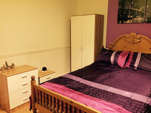 Friendly house with double rooms :) - Derby