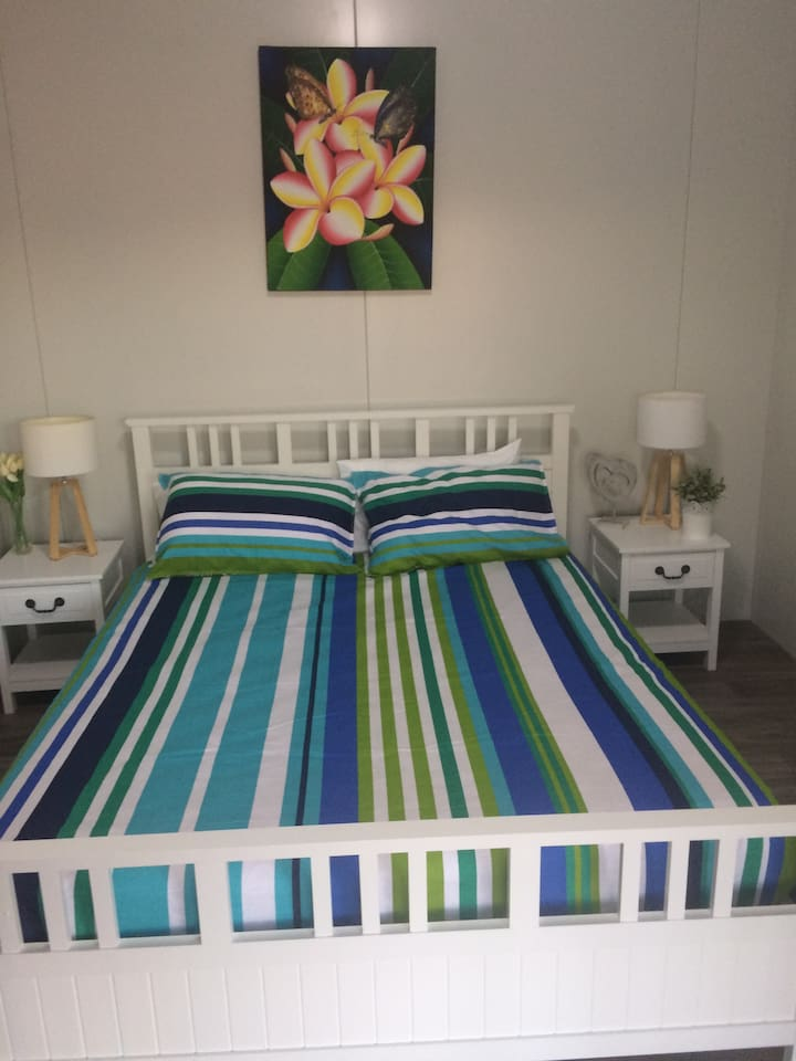 Bright Bedroom 1