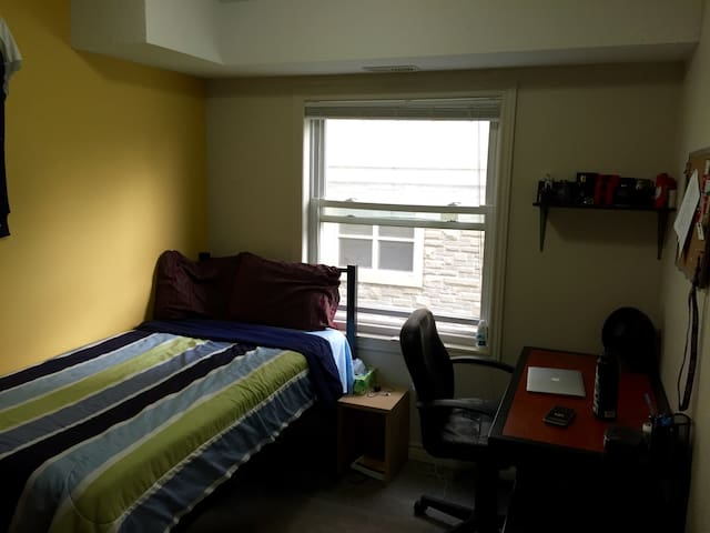 Comfy Private Room/Near UW, Laurier, Uptown - Waterloo - Apartamento