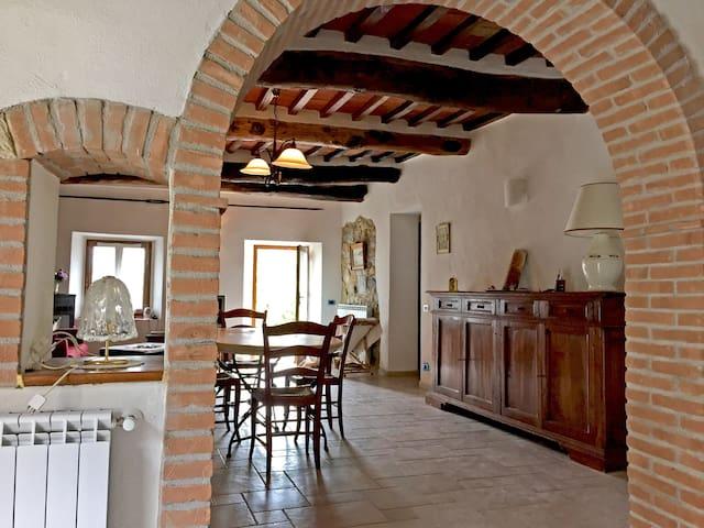 La Piccola Luna - Montieri - House