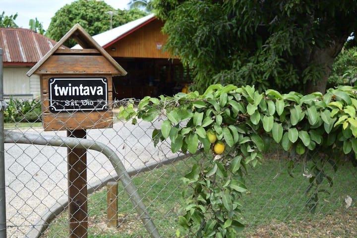 'Twin Tava ua' life in Longolongo village