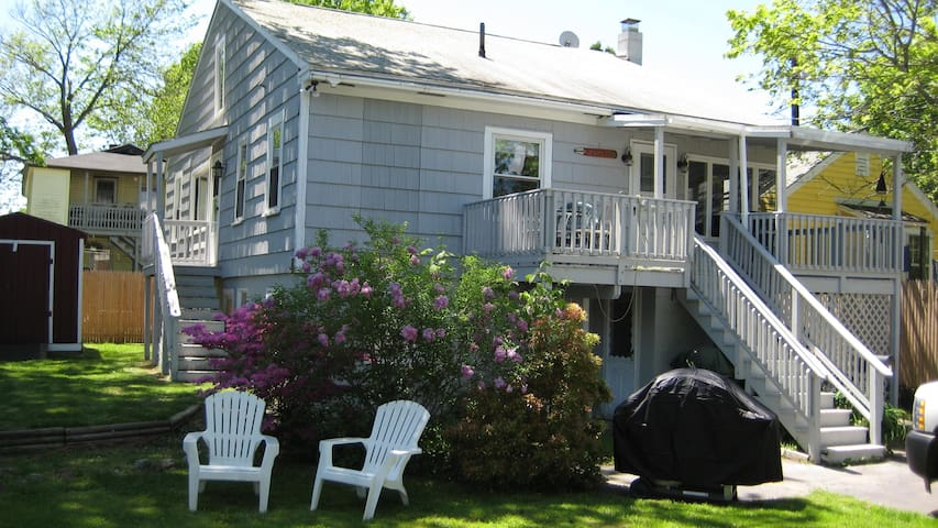 Great House Near the Beach - Old Orchard Beach - Huis