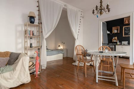 Bright, spacious apartment in the hearth of Lisbon - Lisboa - 公寓