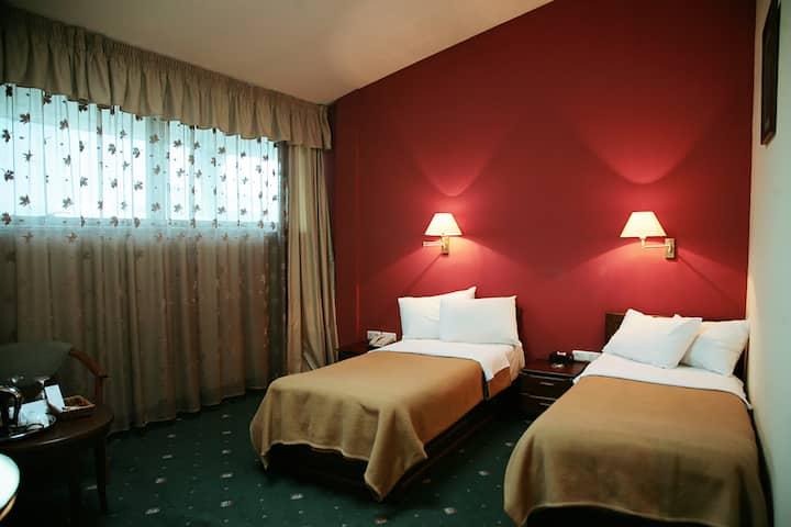 Ararat Hotel Twin Room