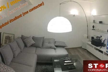 Cosy apartment in vicinity of Strasbourg room 2