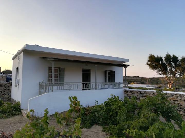 Amorgos Kolofana place