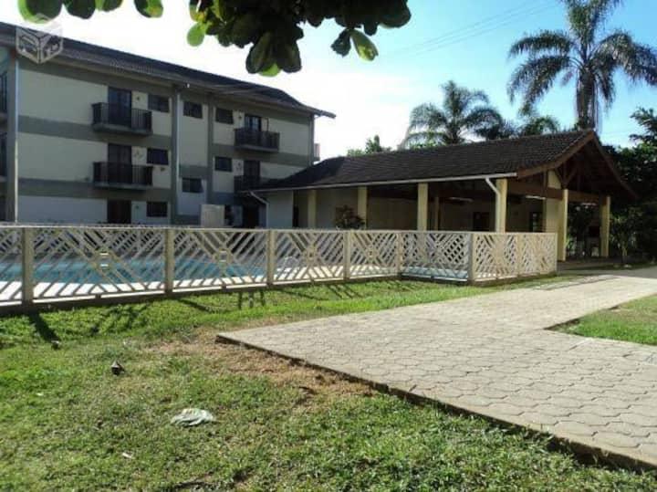 Apartamento na praia de Maranduba