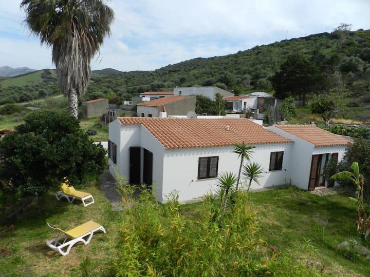 Casa Sibilla: ampia casa vacanze nel verde