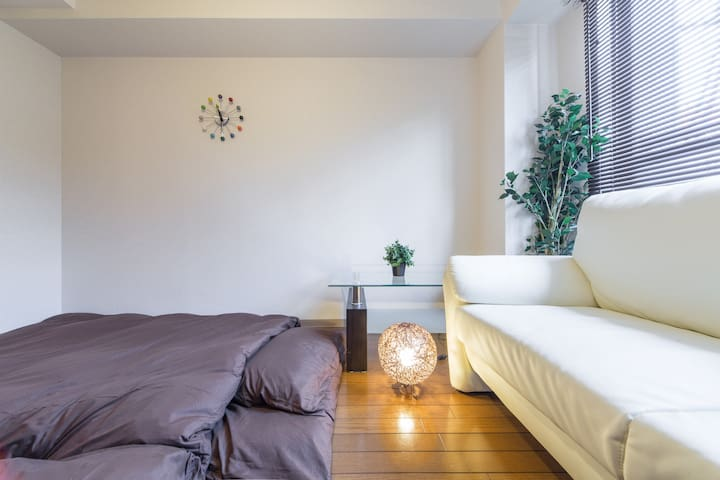 1min to Kyoto Station Free Wifi ge - Kyōto-shi - Appartement