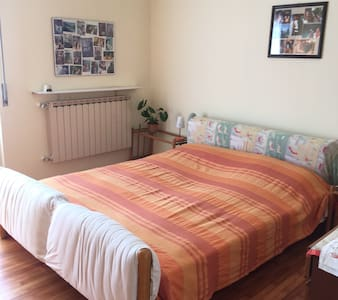 Light flat near Malpensa Airport and F.s. train. - Gallarate