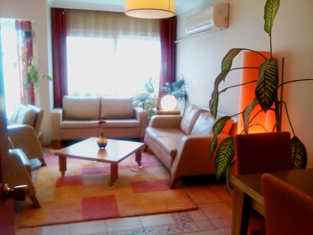 Lovely place in the heart of this beautiful city - İzmir - Apartamento