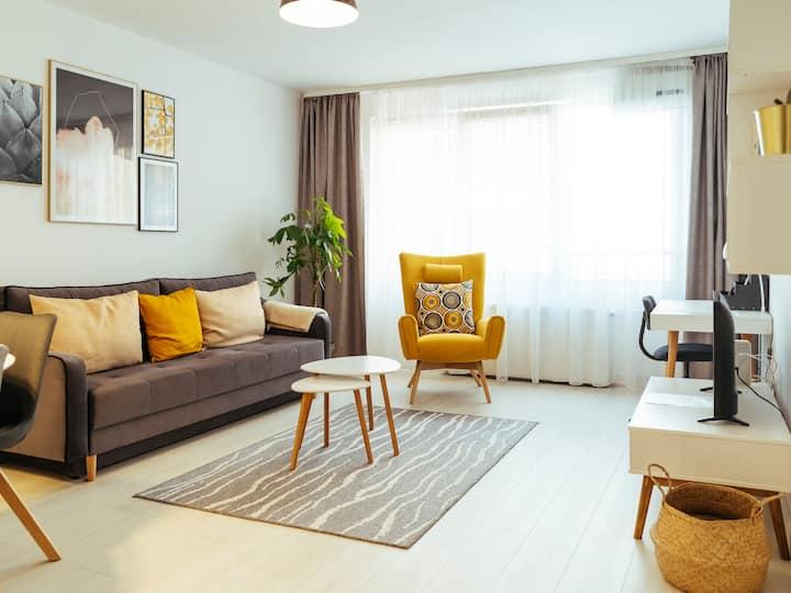 Romanian Atheneum Apartment
