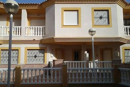 Fully furnished Spanish holiday house with pool - Zurgena - 度假屋
