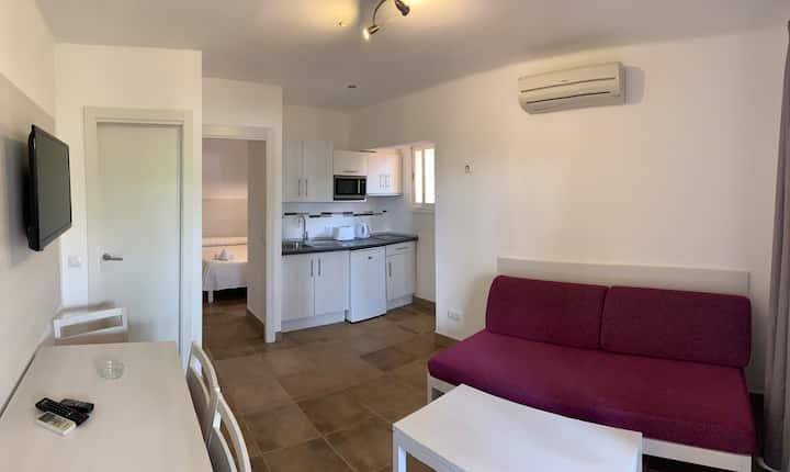 Bonito apartamento en Cala Ferrera