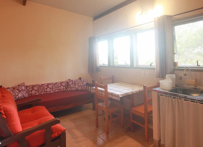 Lugar aconchegante em Cunha - Cunha - Apartment