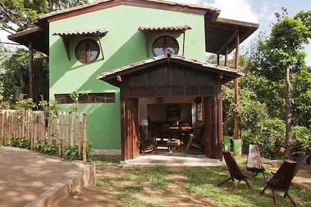 Casa de alquiler Casa Verde. - El Crucero - Rumah