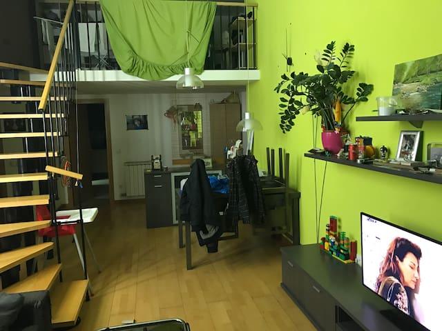 Escapadas gastronómicas, culturales - Tàrrega - Appartement