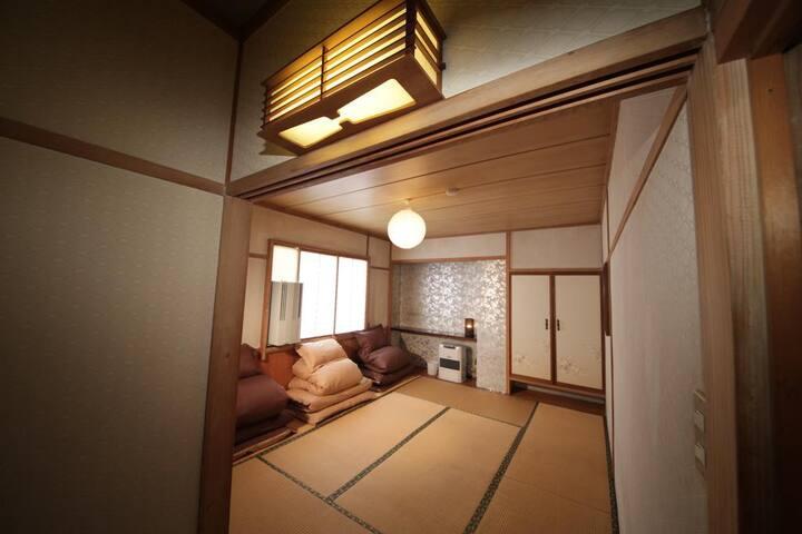 The Takayama Station Hostel  Japanese Style Triple