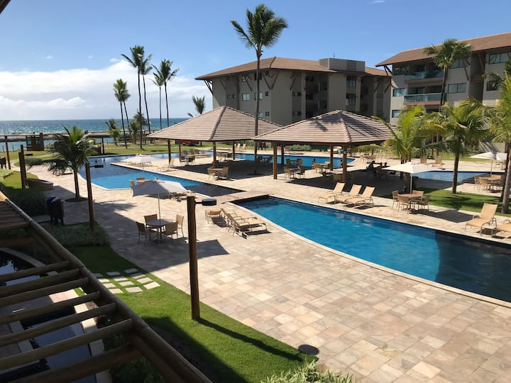 La Fleur Polinésia Resort - PÉS NA AREIA/BEIRA MAR