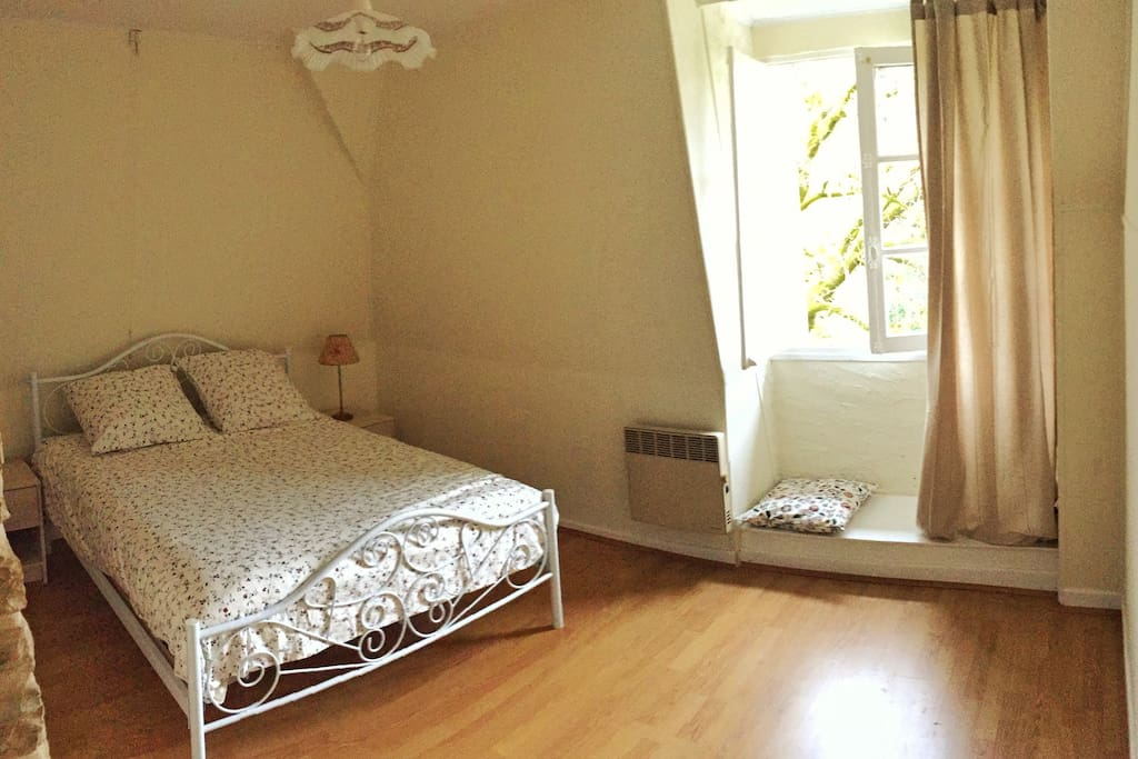 Chambre 1 - lit 2 personnes