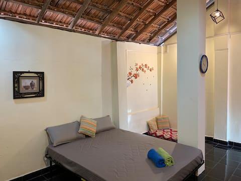 Mini villa in Majorda-Utorda & close to the beach
