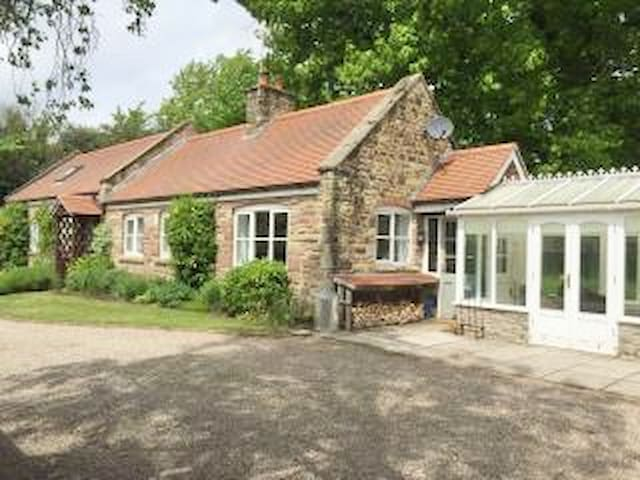 Luxury 2 bedroom cottage rural Ross on Wye - Weston under Penyard - Rumah