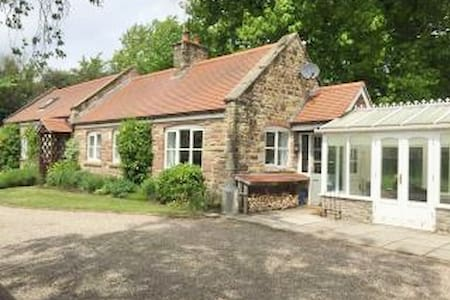 Luxury 2 bedroom cottage rural Ross on Wye - Weston under Penyard - House