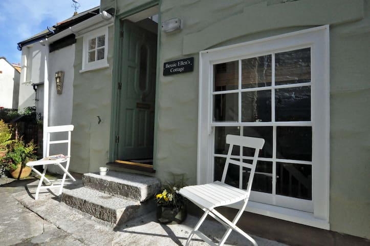 Bessie Ellen's Cottage In The Centre Of Fowey