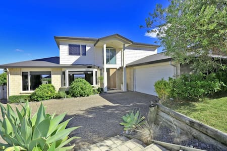 Awesome views, 1 Queen & Ensuite - Havelock North - House