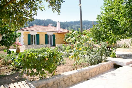 A Beautiful Cottage in Kefalonia ! - Cephalonia Prefecture - Huis