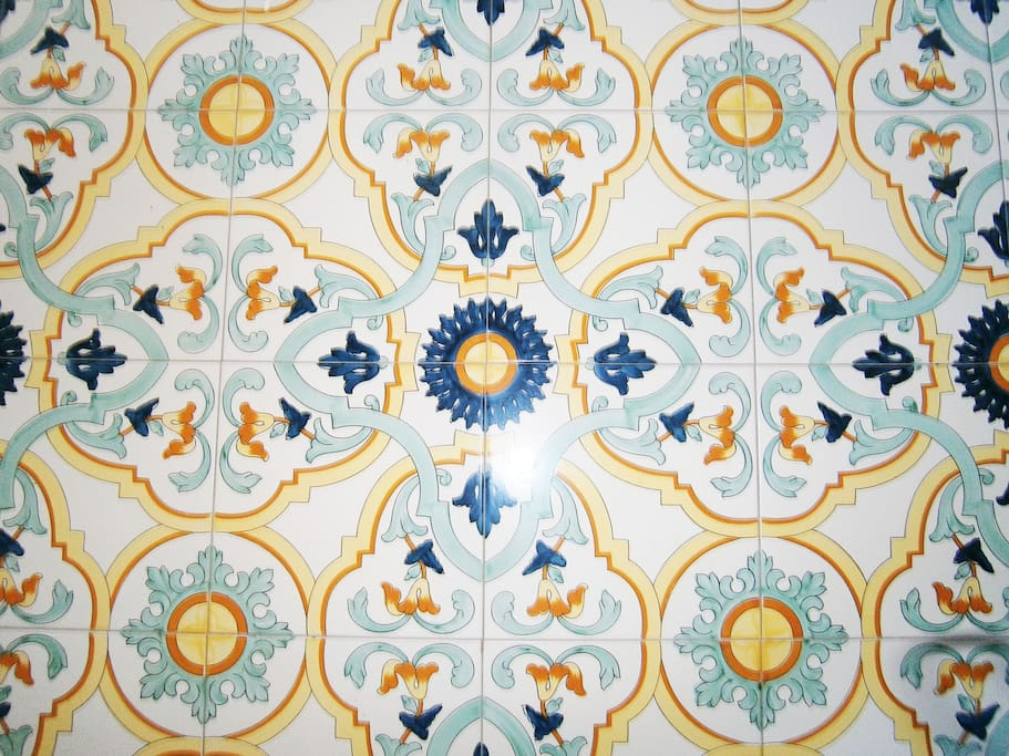 Tiles - The Vietri old tradition
