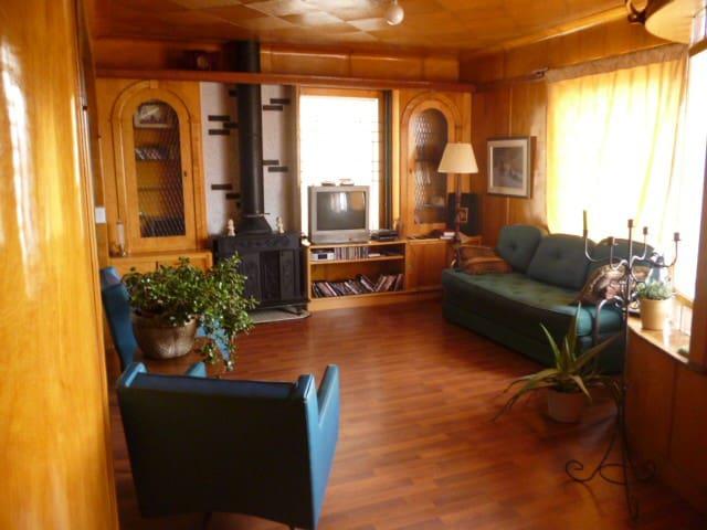 Complete familiale room - Saint-Fabien - Hus