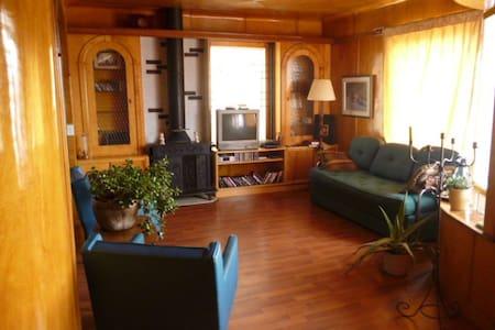 Complete familiale room - Saint-Fabien