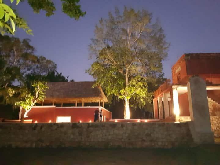 Hacienda Buena  Esperanza en el Mundo Maya