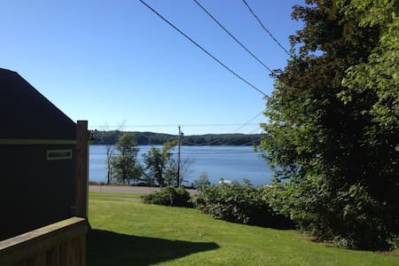 3BR home on Lake Winnisquam - Tilton - Rumah