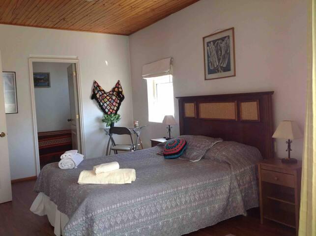 Valparaíso habitación con baño privado