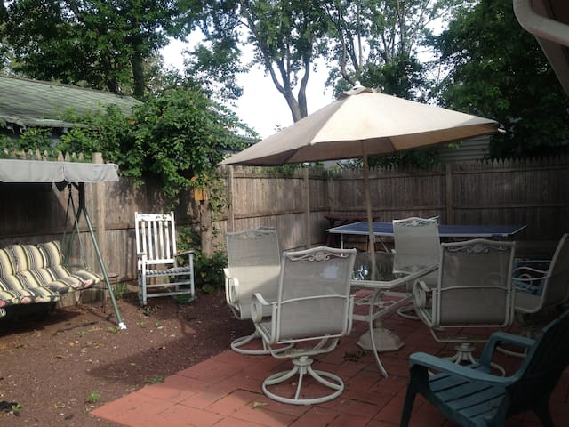 2 BR Beach Cottage Belmar, NJ - Belmar