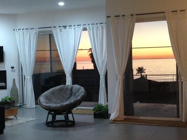 Modern New Beach Front home - Rosarito - House
