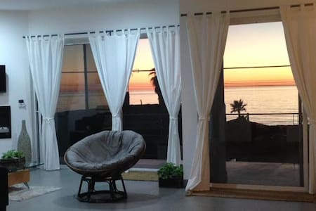 Modern New Beach Front home - Rosarito