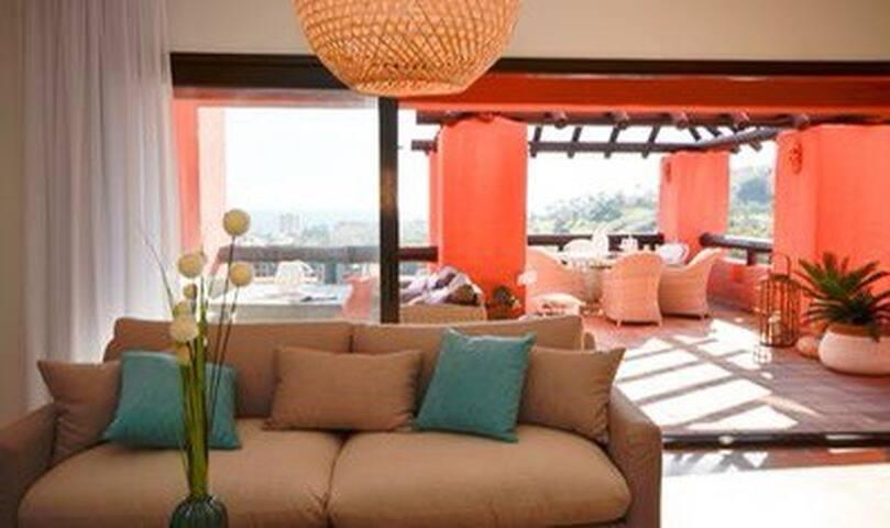 Penthouse Belina in Manilva