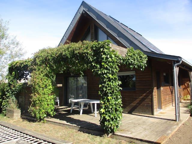 La Cabane / Maison en bois BBC