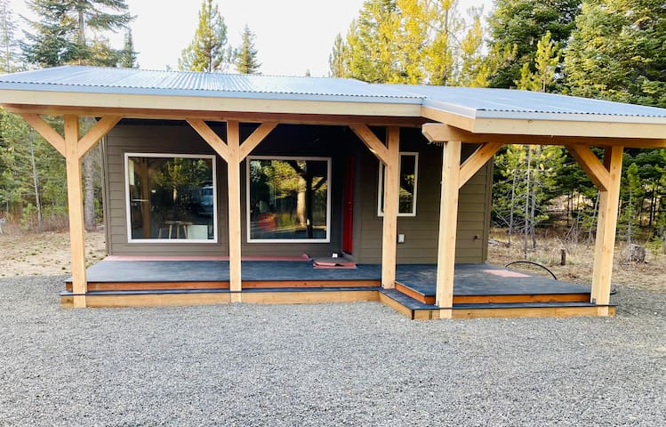 One of a Kind- New Spacious Container Home, Fun!