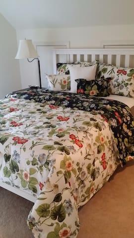 Cozy private suite! - Rockville - Townhouse