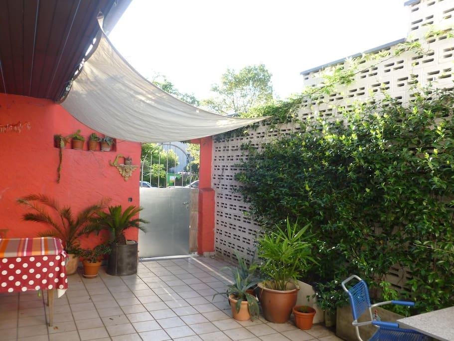 cortile - Innenhof - courtyard