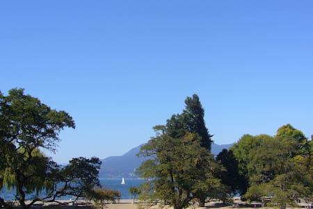 Deluxe Kitsilano Point Waterfront House - Vancouver - Ház