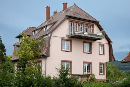 Lodge in the old rectory - Herbolzheim
